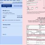 Jak vyplnit daňové přiznání v účetním programu POHODA